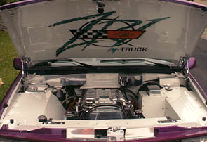 1991 ZR-1 Pro-Truck built by Hot Rods by Boyd